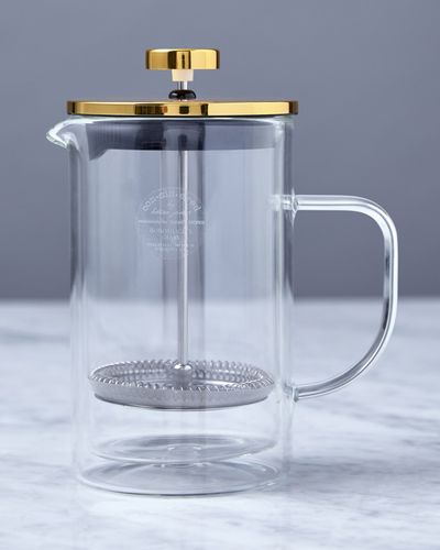 Helen James Considered Glass Cafetiere