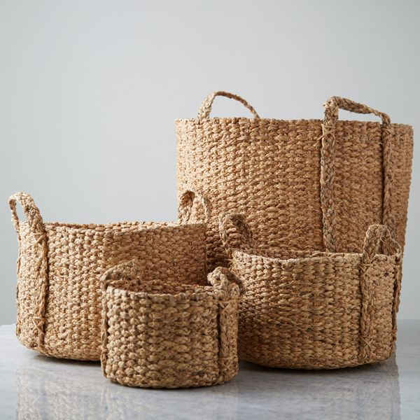 Helen James Considered Round Basket