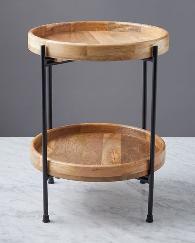 Helen James Considered Tier Side Table