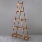 natural Helen James Considered Triangle Shelf