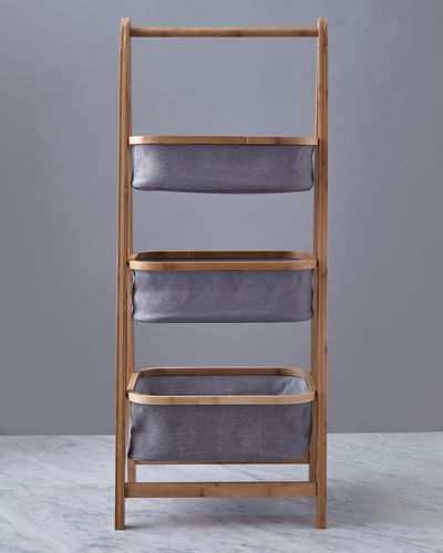 Helen James Considered Bamboo Tier Shelf