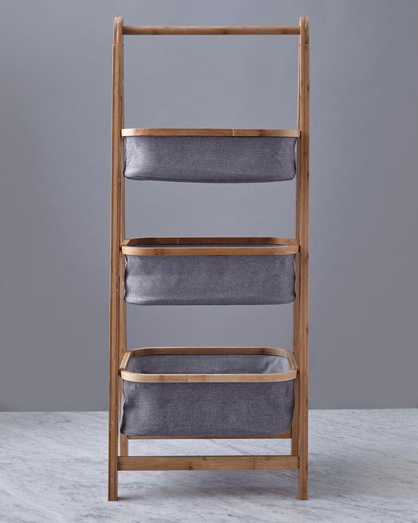Helen James Considered Bamboo Tier Shelf