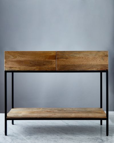 Helen James Considered Lisbon Console With Drawers