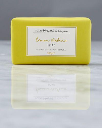 Helen James Considered Lemon Soap Bar