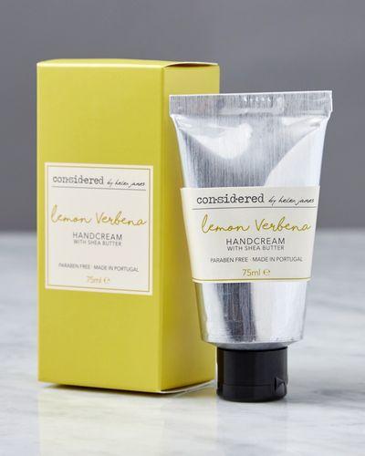 Helen James Considered Lemon Verbena Hand Cream