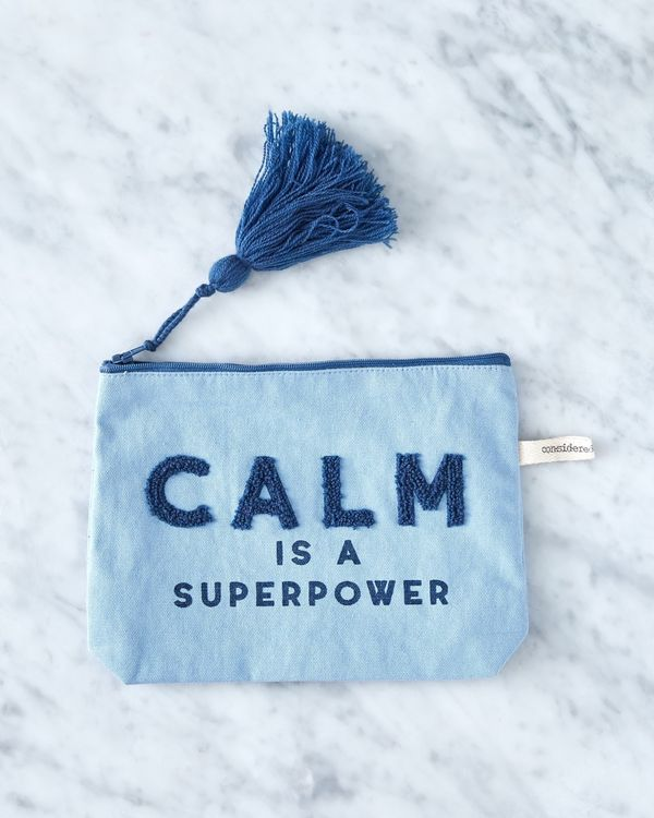 Helen James Considered Calm Pouch
