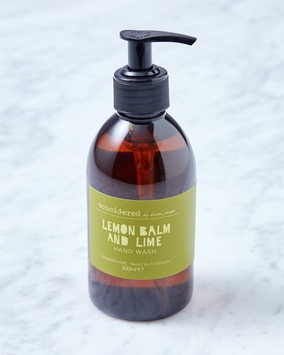 Helen James Considered Lemon Balm And Lime Liquid Soap