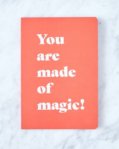 Helen James Considered Magic Notebook