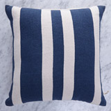 blue Helen James Considered Lydia Cushion