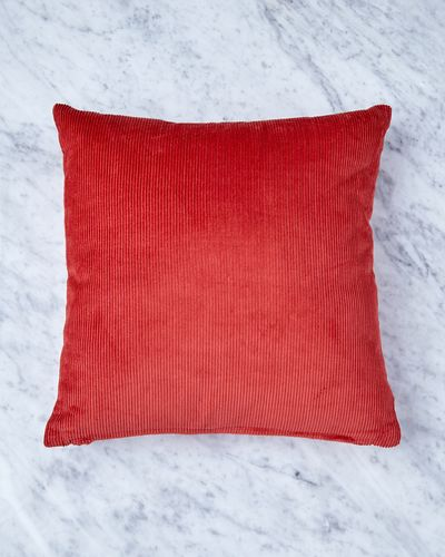 Helen James Considered Pincord Cushion