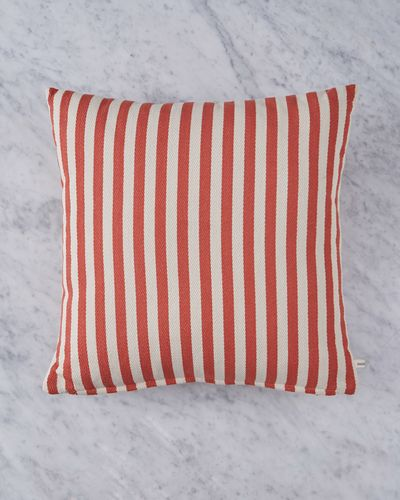 Helen James Considered Herringbone Cushion