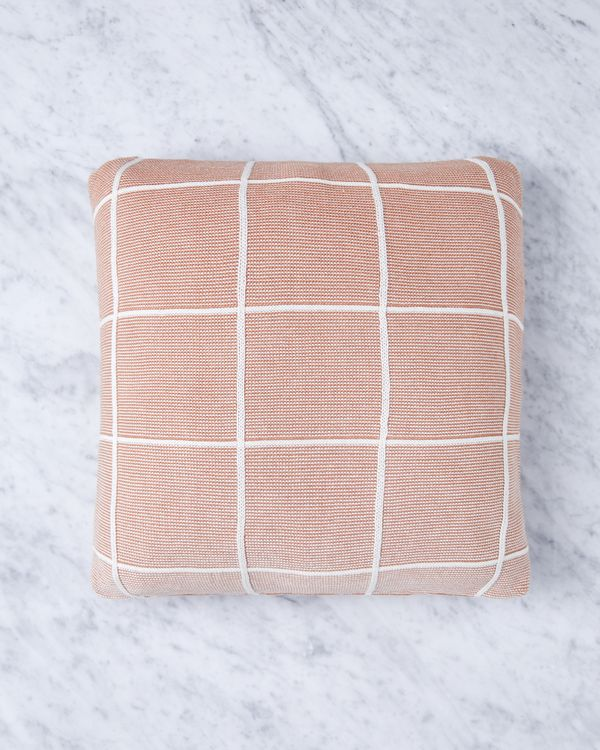 Helen James Considered Sherbert Cushion