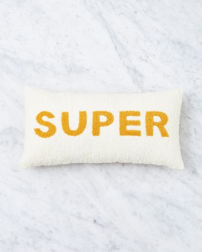 Helen James Considered Super Cushion