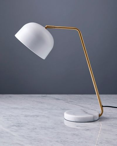 Helen James Considered White Table Lamp