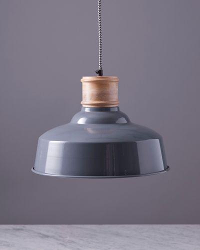 Helen James Considered Grey Pendant