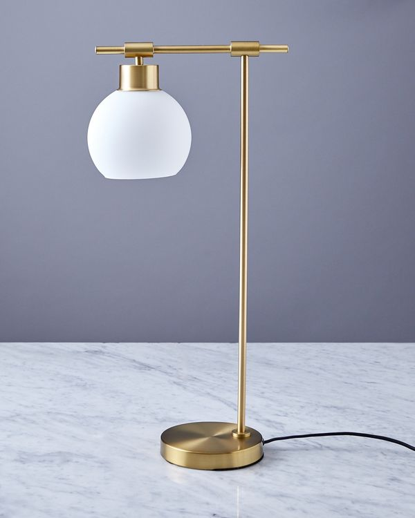 Helen James Considered Opal Table Lamp