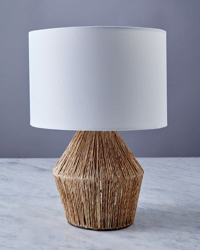 Helen James Considered Jute Table Lamp