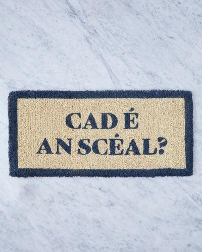 Helen James Considered Cad E An Sceal Doormat