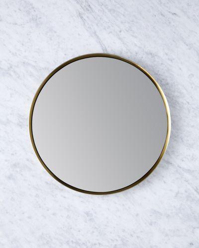 Helen James Considered Deep Circle Mirror