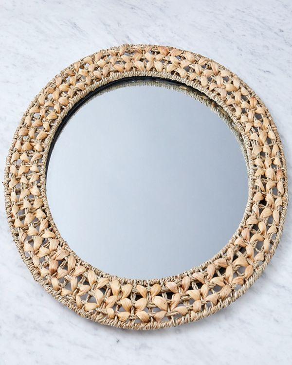 Helen James Considered Woven Mirror