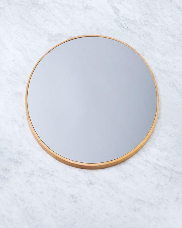Helen James Considered Disc Mirror