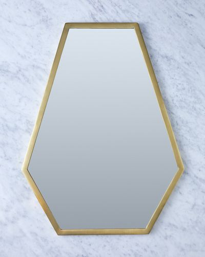 Helen James Considered Accent Mirror