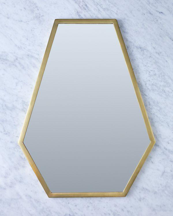 Helen James Considered Accent Mirror