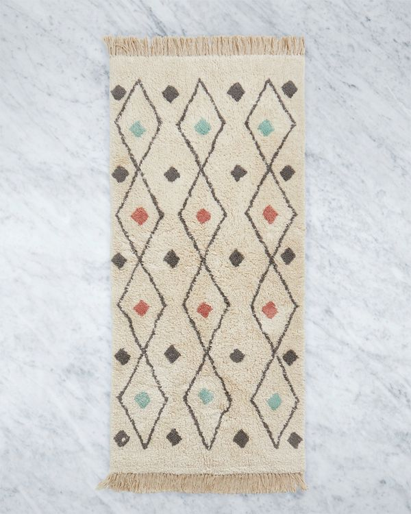 Helen James Considered Diamond Colour Rug