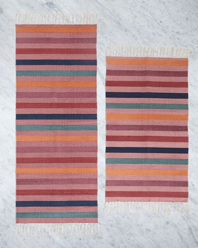 Helen James Considered Stripe Mat