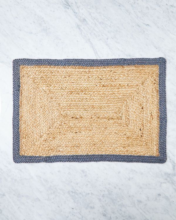 Helen James Considered Border Jute Rug