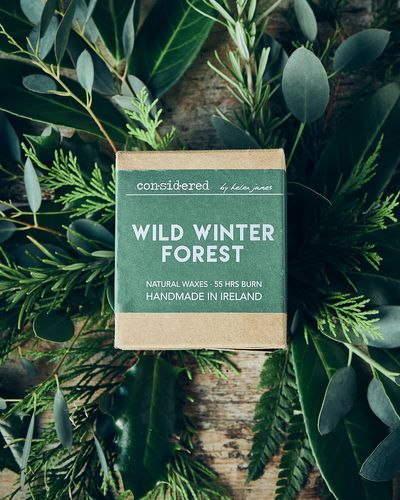 Helen James Considered Wild Winter Forest Candle thumbnail