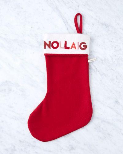 Helen James Considered Christmas Stocking
