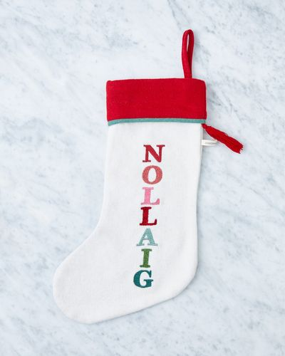 Helen James Considered Nollaig Stocking