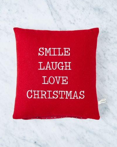 Helen James Considered Smile Cushion