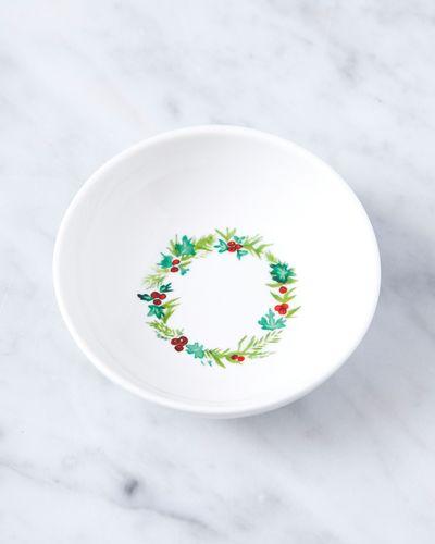 Helen James Considered Holly Trinket Dish