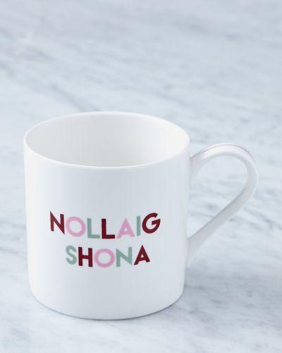 Helen James Considered Nollaig Shona Mug thumbnail
