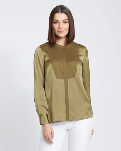 Paul Costelloe Living Studio Panel Blouse thumbnail