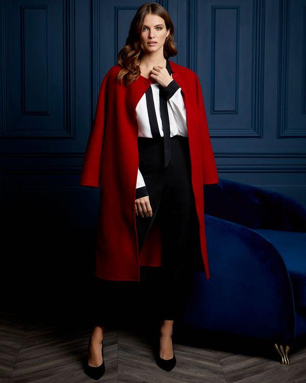 Paul Costelloe Living Studio Odessa Wrap Coat