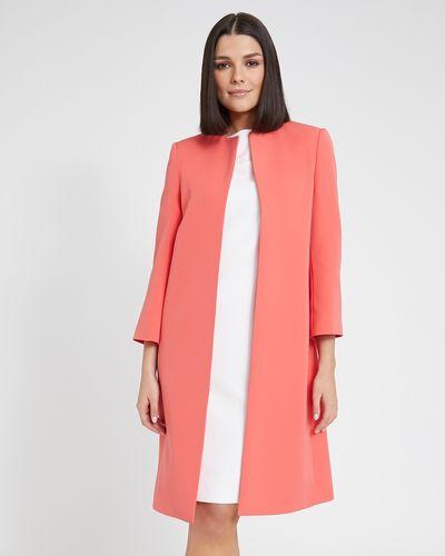 Paul Costelloe Living Studio Coral Tailored Coat