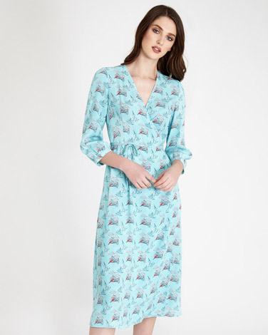 multiPaul Costelloe Living Studio Wrap Dress