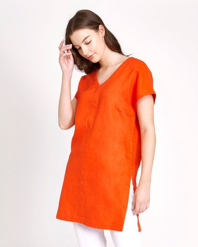 Paul Costelloe Living Studio Linen Tunic