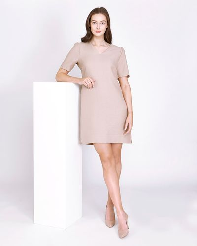 Paul Costelloe Living Studio Bari Weave Dress