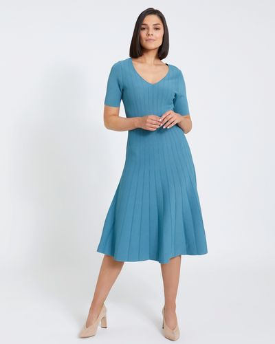 Paul Costelloe Living Studio Panel Dress