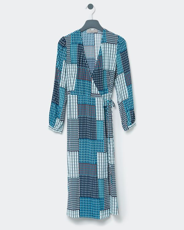 Paul Costelloe Living Studio Barcelona Wrap Dress