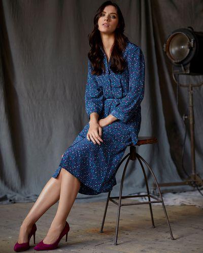 Paul Costelloe Living Studio Mosaic Dress