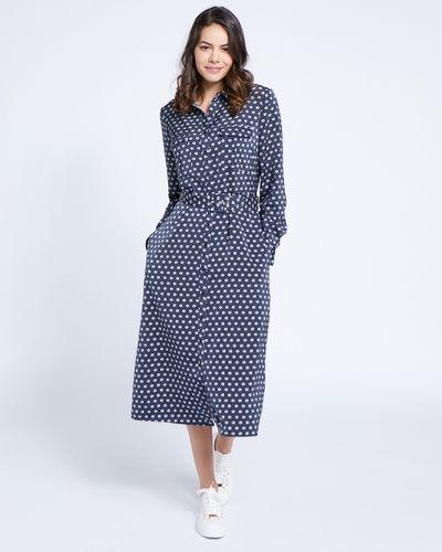 Paul Costelloe Living Studio Spot Pocket Dress