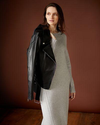 Paul Costelloe Living Studio Light Grey Darcy Dress