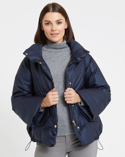 Paul Costelloe Living Studio Margo Down Jacket