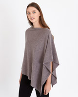 mink Paul Costelloe Living Studio Luxury Poncho