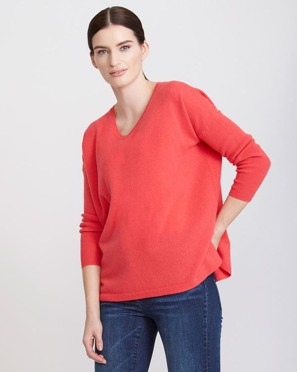 Paul Costelloe Living Studio Cashmere V-Neck